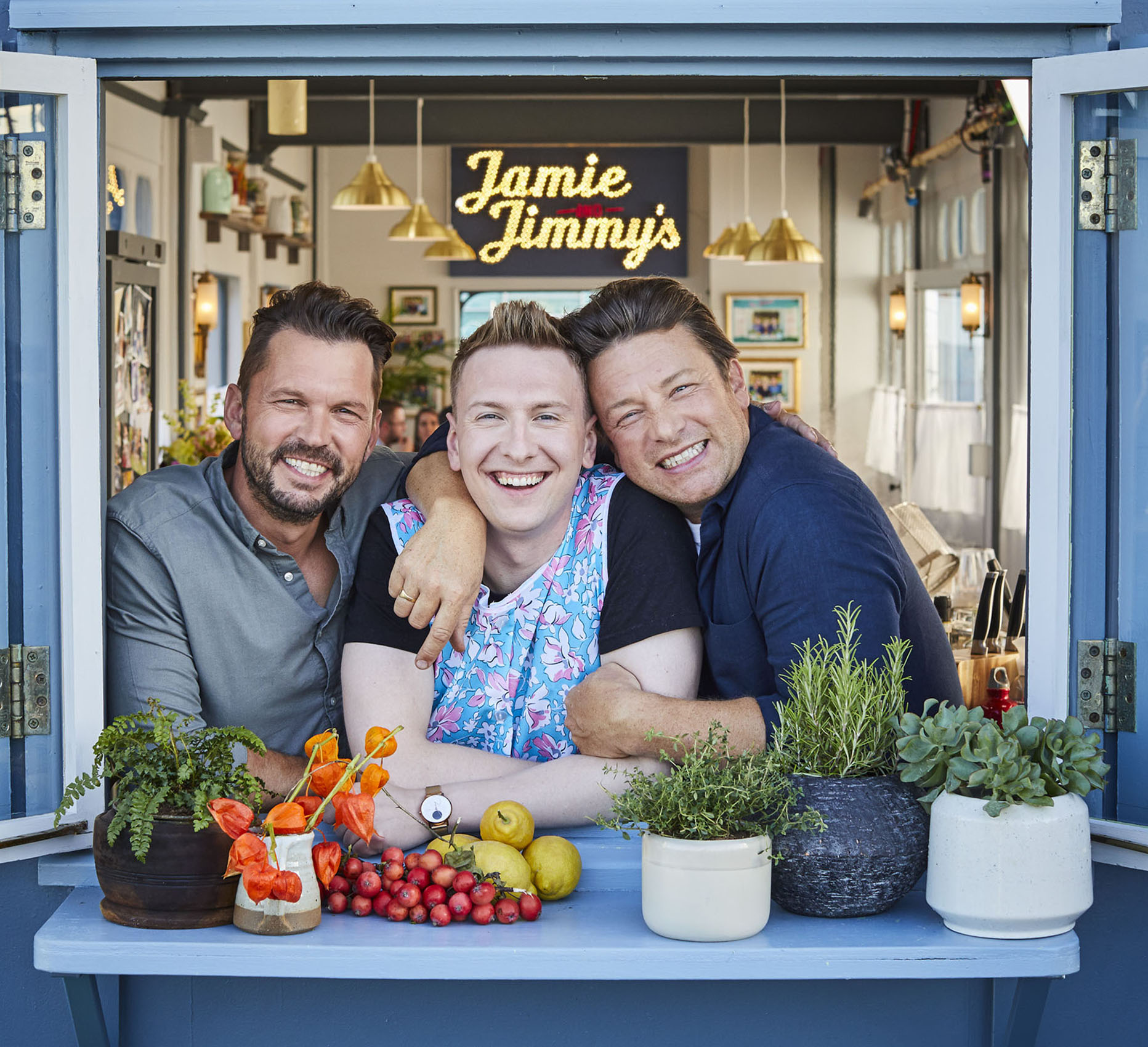SteveRyan_Photographer_Portraits_People_FridaynightFeast_JamieOliver_JimmyDoherty_86