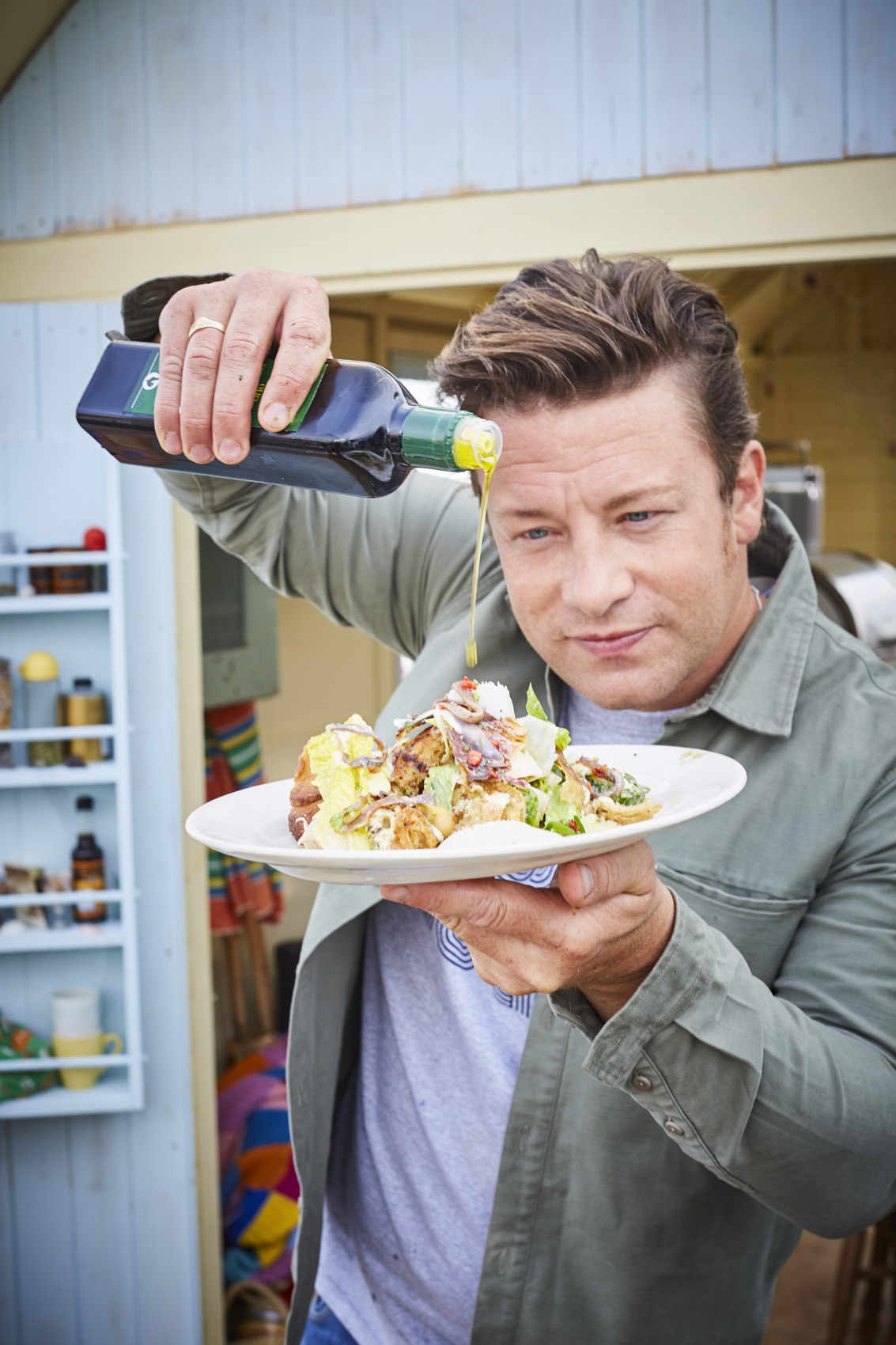 SteveRyan_Photographer_Portraits_People_Reportage_Salad_Chicken_JamieOliver_127